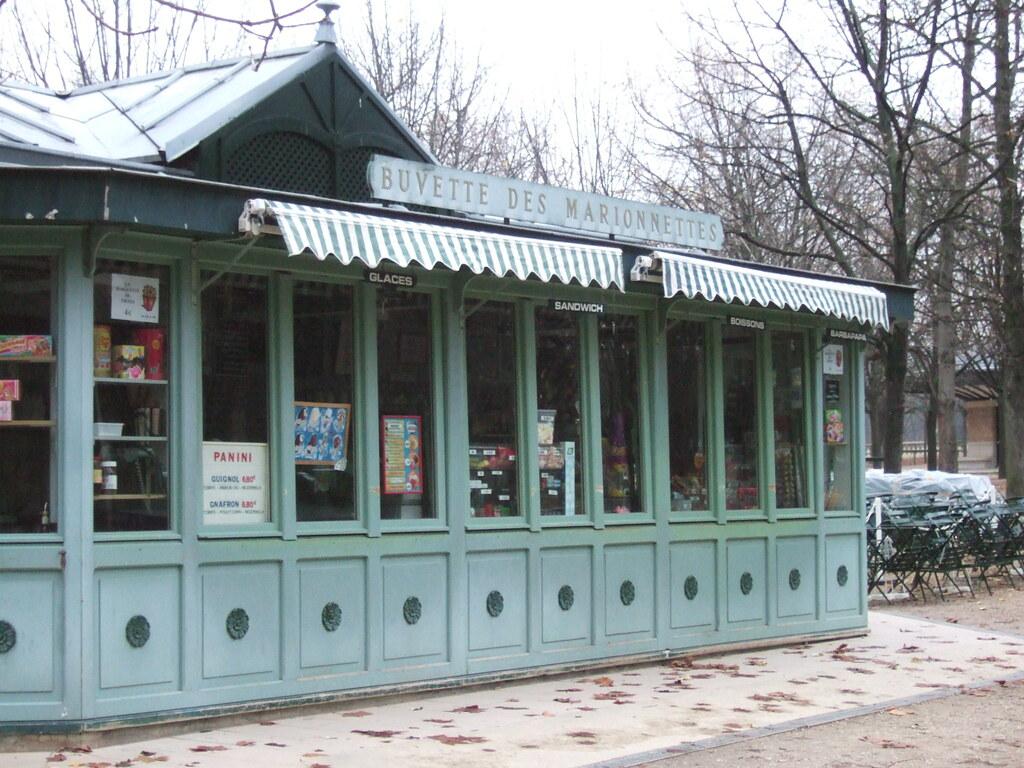 buvette des marionnettes cafe jardin du luxembourg flickr