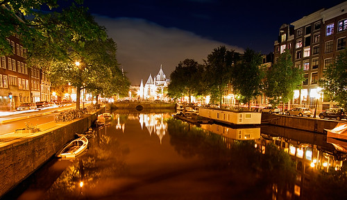 Amsterdam Canal | by DolliaSH