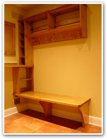 Image Result For Mudroom Lockers With Bench