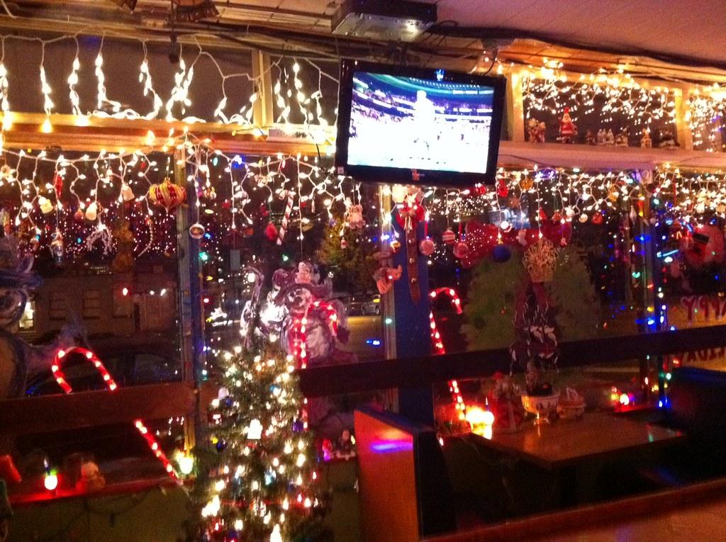 All White Christmas Lights