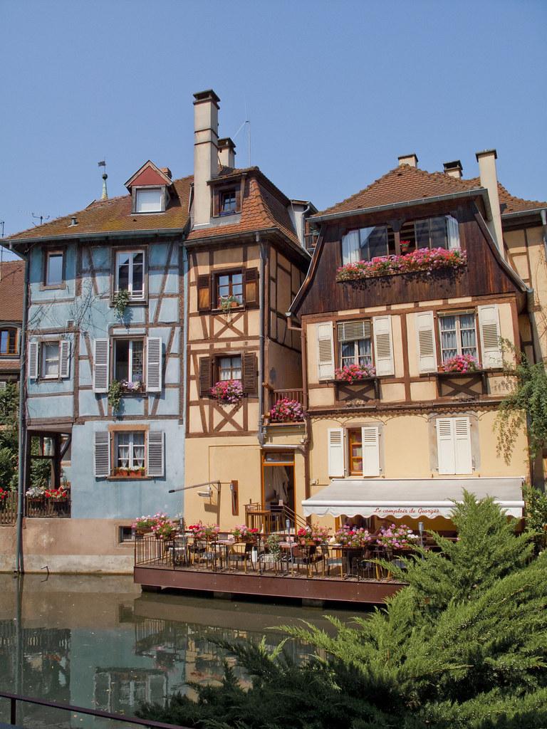 Petite venise colmar office de tourisme de colmar flickr - Colmar office de tourisme ...