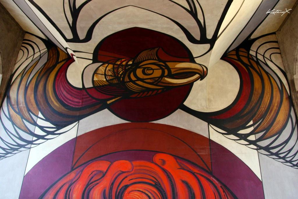 Mural siqueiros mexico df mural david alfaro siqueiros for Mural siqueiros