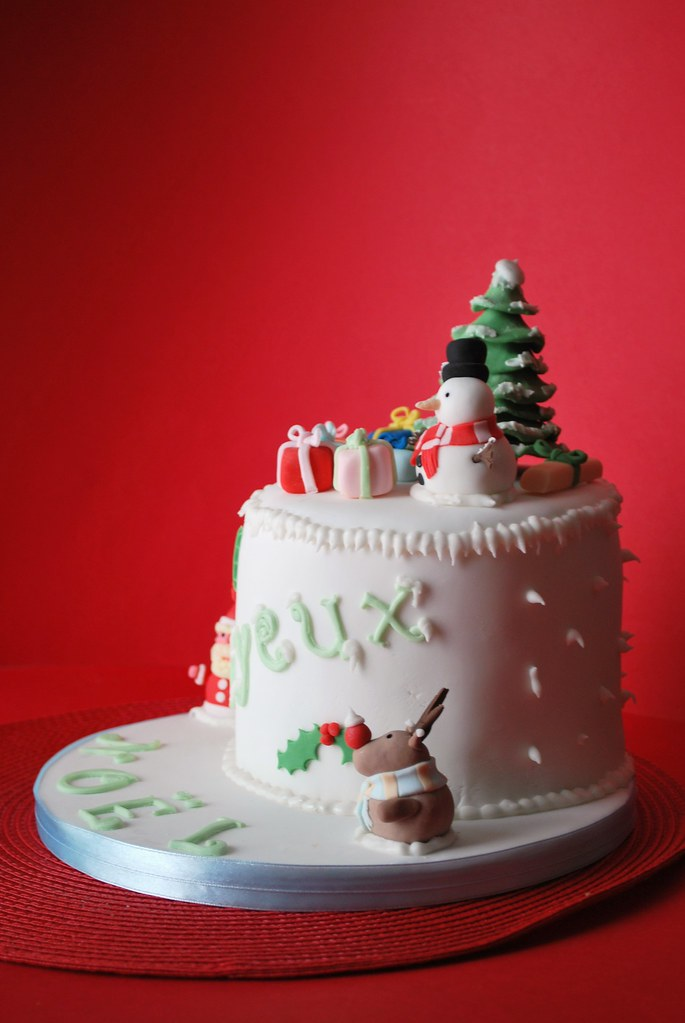 CHRISTMAS CAKE littlelouis-homebakery.over-blog.com ...