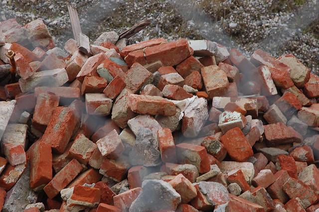 Pile Of Bricks | Flickr - Photo Sharing!