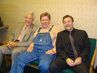 Del, Ferg and Ron | by delmccouryband