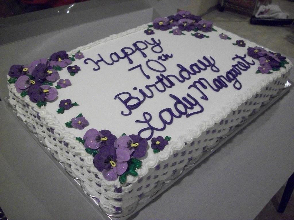 Sheet Pan Chocolate Cake