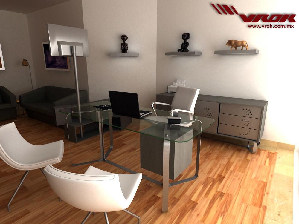 Dise o de muebles para oficina vrok escritorio sillas m for Muebles escritorio diseno