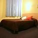 France, Auvergne, Avermes : Hotel première Classe. chambre 28