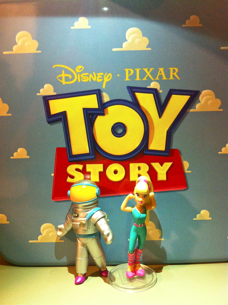 Image Result For Toy Story Barbie