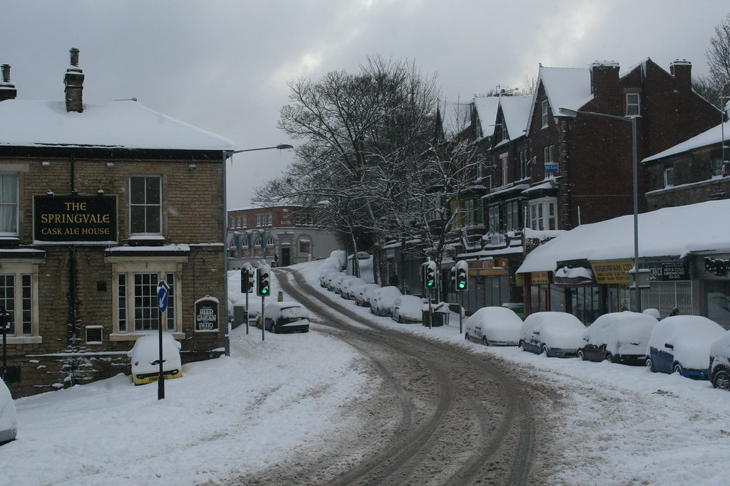 Sheffield Snow 2010 | ...