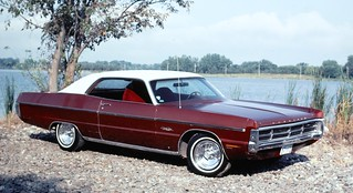 71 Plymouth Sport Fury | by DVS1mn