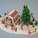 A Minifig Christmas