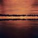 Santillana reservoir - Lubitel 2 + Redscale XR