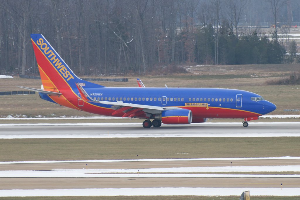 Southwest airlines begins a bags fly free