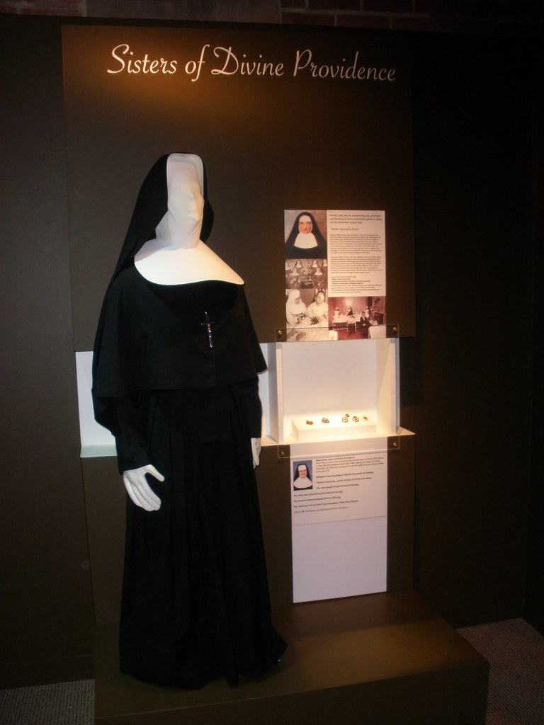 """About >> Sisters of Divine Providence 