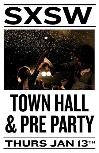 Vancouver SXSW Town Hall & Pre Party at the Waldorf Hotel | by Kris Krug