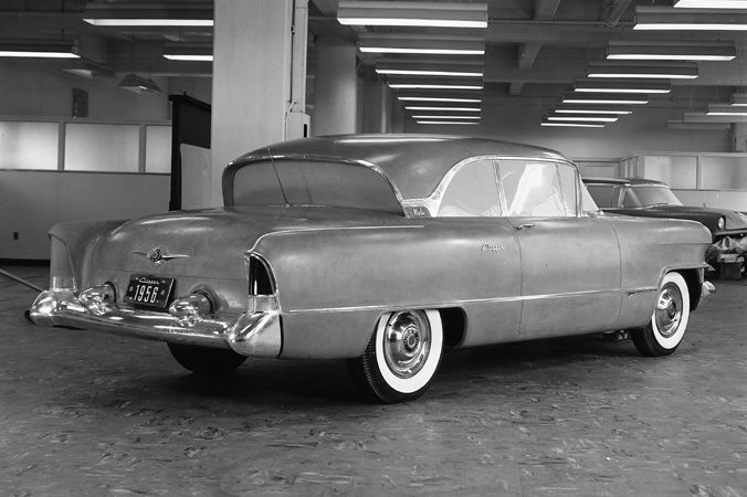 1956 Packard Clipper clay study | Looks dated to be a 1956 ...