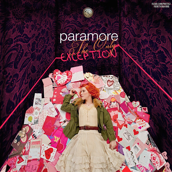 Paramore - The Only Exception | THIS SUCKS! I hate it ... Paramore The Only Exception