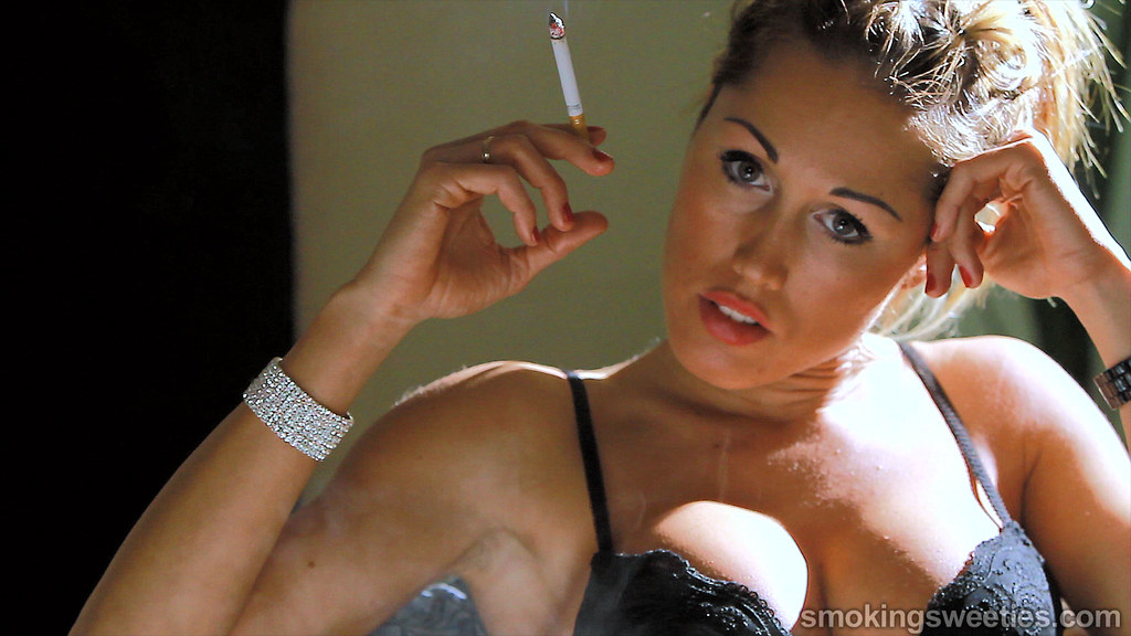 Smoking fetish movies