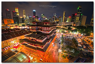 Buddha Tooth Relic Temple & Museum @ Chinatown Singapore_2734 | by wsboon