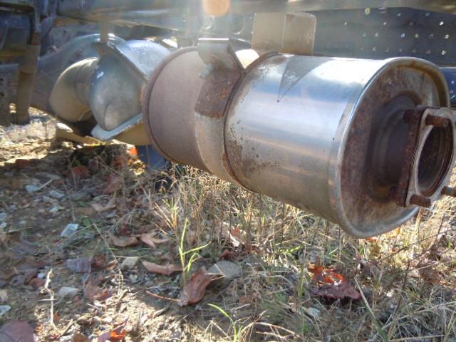 Isuzu Exhaust System Npr Nqr Gmc W3500 W4500 W5500 2006 20