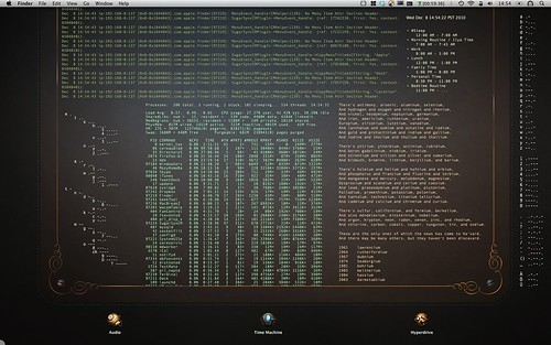 My Latest OSX Desktop | by antic