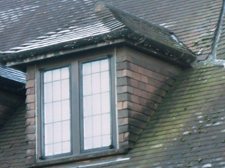 12 Tiled Dormer Cheek Birchgrove Road Cardiff Sides Of