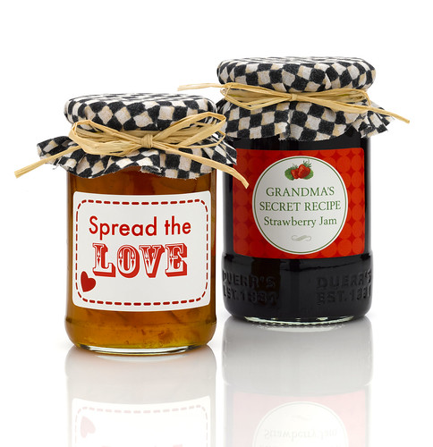 Jam Labels | by BottleYourBrand