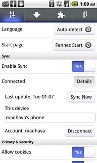 sync details | by madhava_work