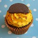 Chocolate Orange Cupcake