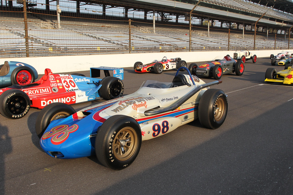 Calhoun the first car to post a lap over 150 mph at the i for Indianapolis motor speedway com