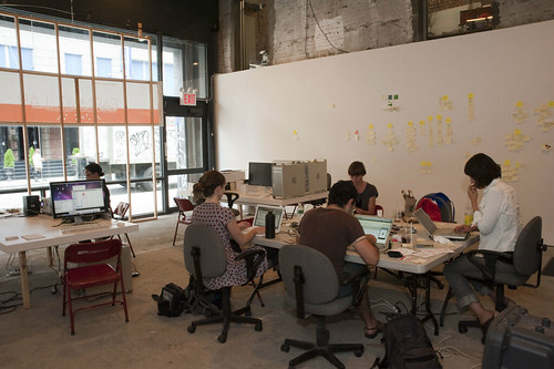 Re:Group - Collaborative Futures book sprint #7 | by eyebeam
