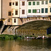 Under the Ponte Vecchio