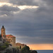 Silhouette - Castellar (Alpes-Maritimes)