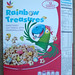 2009 Rainbow Treasures Cereal Box Front