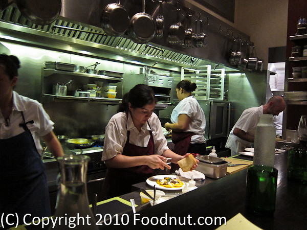 Spqr Restaurant San Francisco