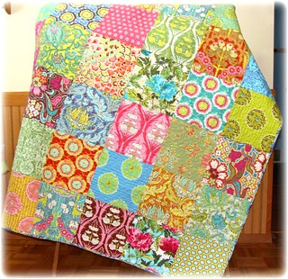 Soul Blossoms Big Block Quilt | by Carlene Westberg Designs