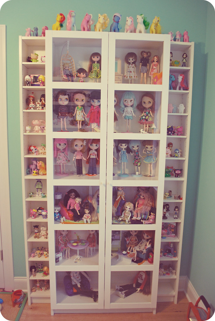 Lovely Doll Storage We Moved Finally Everything Is