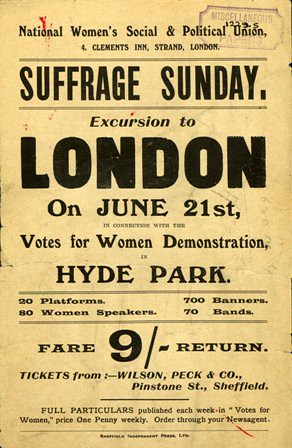 an analysis of the womens suffrage Taking a new look at the woman suffrage movement courtesy of the national.