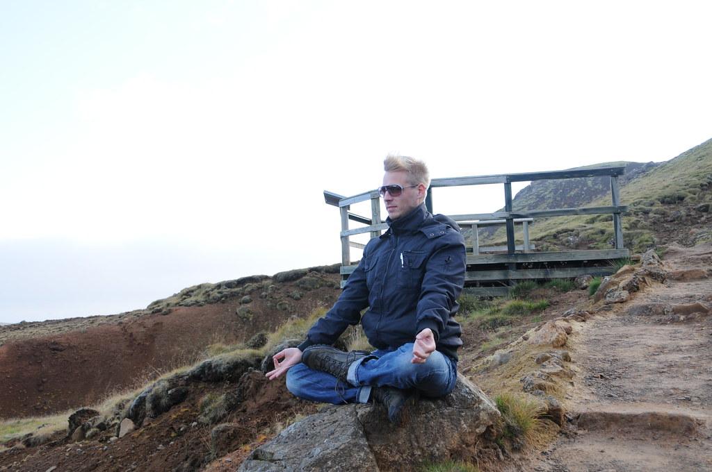 Guru Topi Meditating  Tomi Knuutila  Flickr