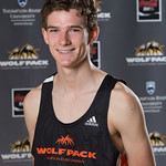 Alex Spice, WolfPack Cross Country Running