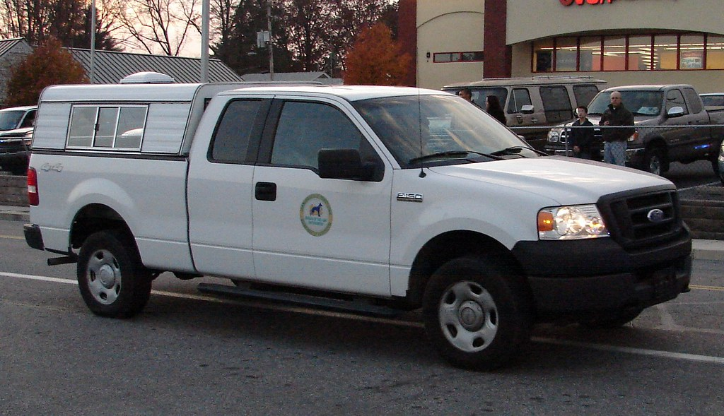 New Ford F150 >> Pennsylvania Department of Agriculture - Dog Law Enforceme… | Flickr