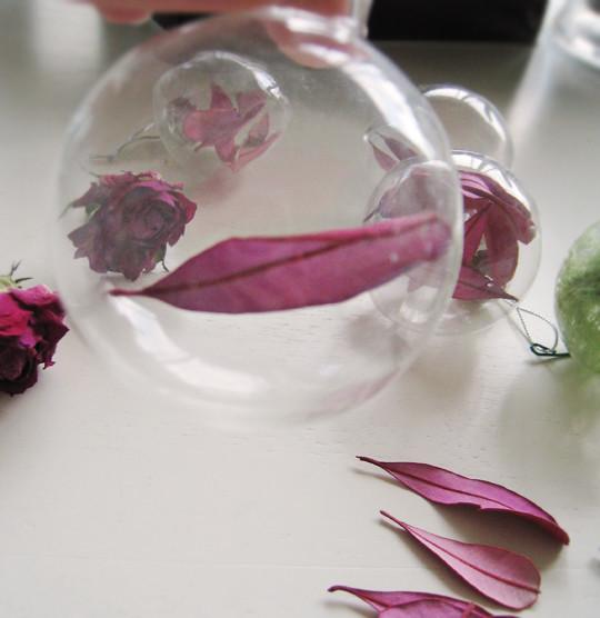 Rose Balls For Wedding Decorations