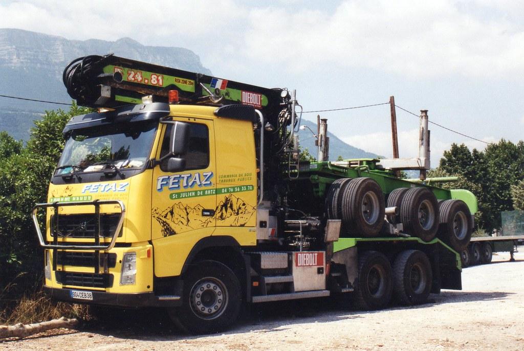 "VOLVO FH 16 6X4 tracteur grumier ""Transport Fetaz"" 38   Flickr"