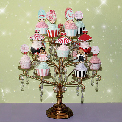 Our Favorite Cupcake Stand Isn T This Cupcake Stand