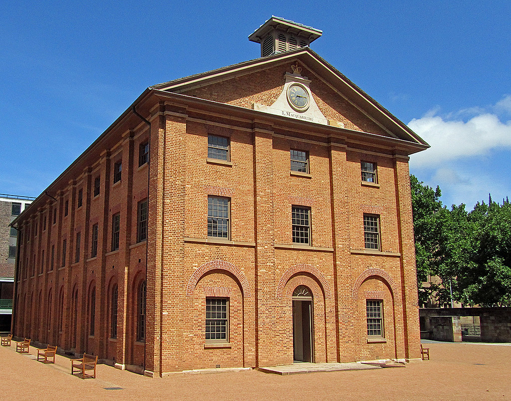 Newtown >> Hyde Park Barracks | Built in 1819 to house convict men and … | Flickr