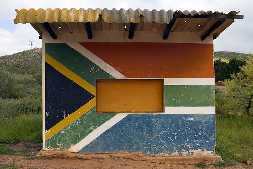 Unused farm stall on the road between Clanwilliam and Citrusdal | by World Bank Photo Collection