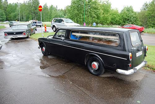 Volvo Amazon Likbil | Undertaker sweden | Flickr