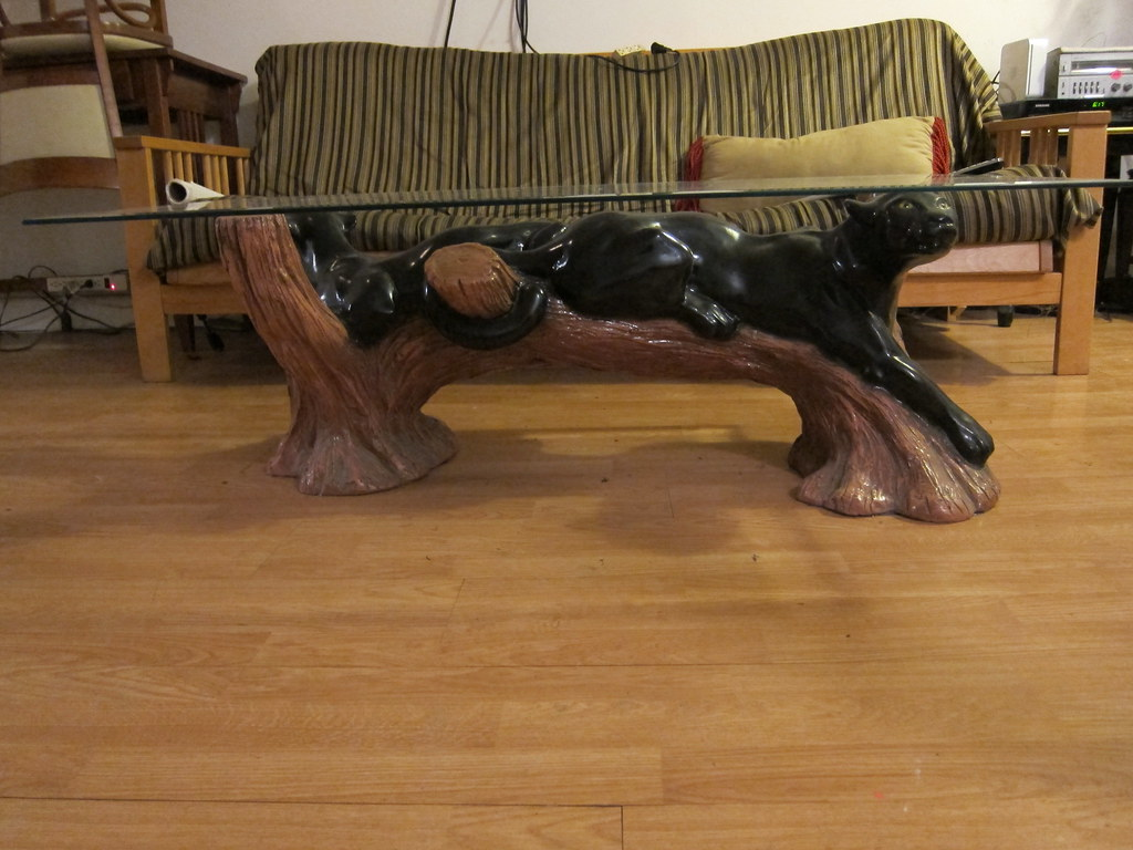 Panther coffee table danielle strle flickr geotapseo Gallery