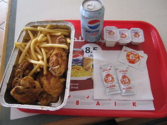Relish at some juicy and delicious chicken at the famous Al Baik - Things to do in Jeddah